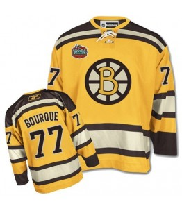 NHL Ray Bourque Boston Bruins Premier Winter Classic Reebok Jersey - Gold